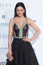 Cecilia Gomez – Global Gift Gala in Madrid 03/22/2018