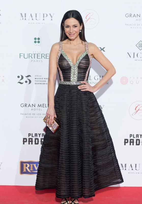 Cecilia Gomez – Global Gift Gala in Madrid 03/22/2018