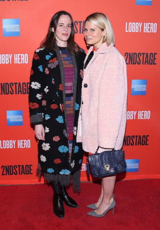 """Celia Keenan-Bolger – """"Lobby Hero"""" Broadway Play Opening Night in NYC"""