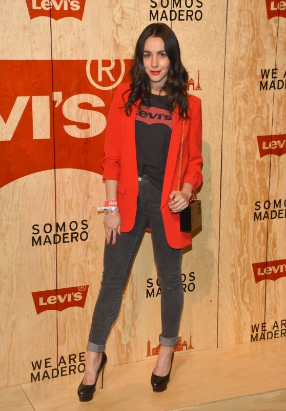 Chantal Torres – Levi's Store Opening in Mexico City