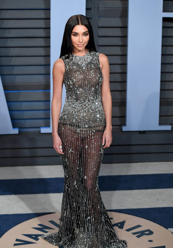 Chantel Jeffries – 2018 Vanity Fair Oscar Party in Beverly Hills