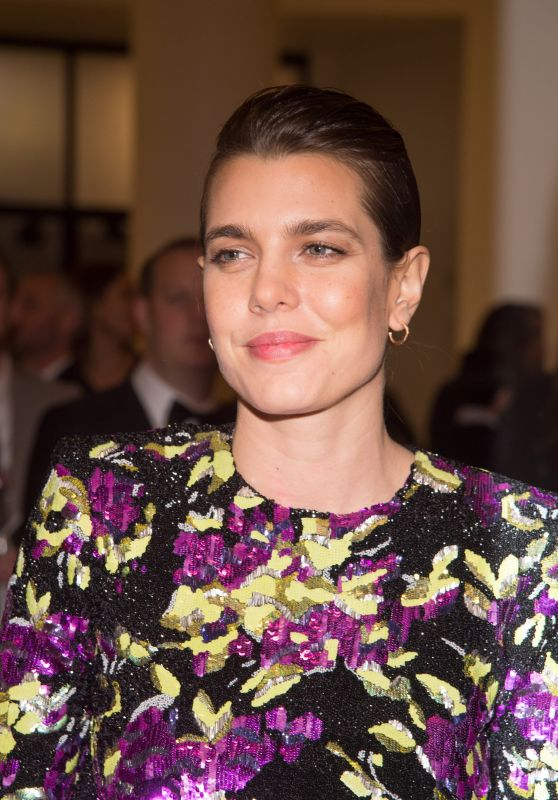 Charlotte Casiraghi - Cesar Film Awards 2018 in Paris