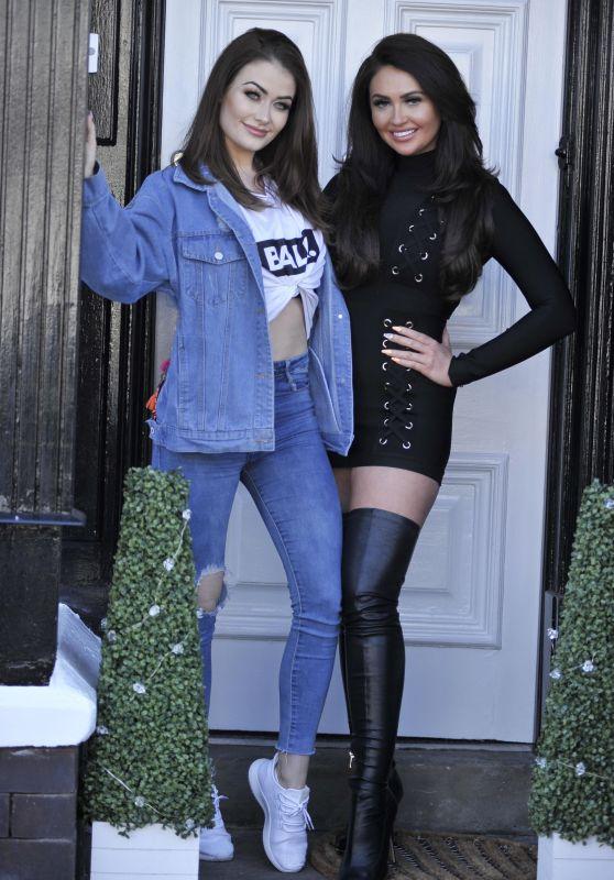 Charlotte Dawson and Jess Impiazzi - Charlotte