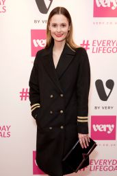 Charlotte de Carle – Georgia Toffolo #Everydaylifegoals Campaign Launch