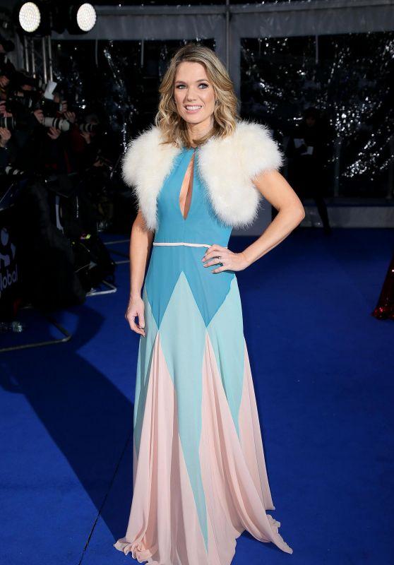 Charlotte Hawkins – The Global Awards 2018 in London