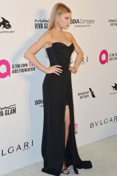 Charlotte McKinney – Elton John AIDS Foundation's Oscar 2018 Viewing Party in West Hollywood