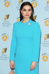 Charlotte Riley – RTS Programme Awards in London 03/20/2018