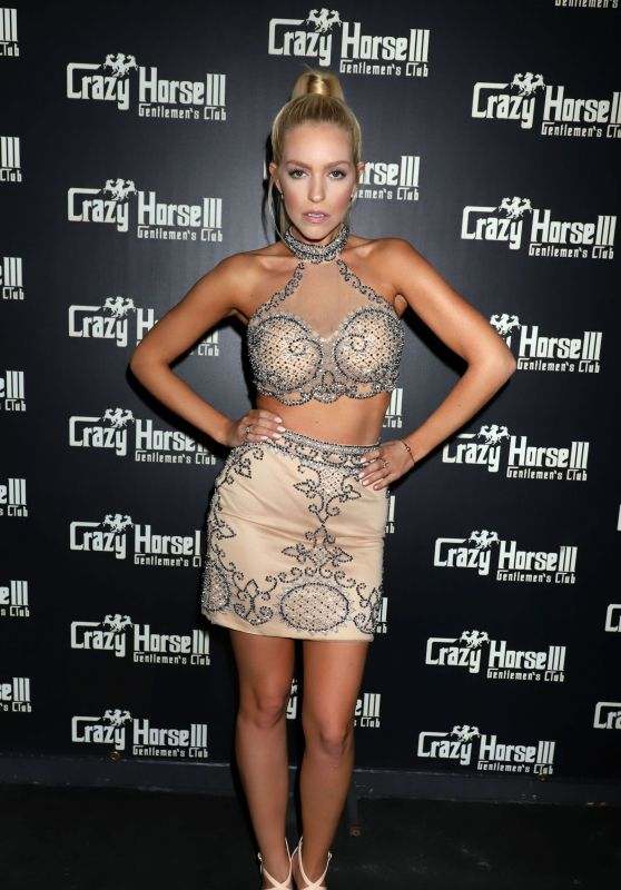 "Chealse Sophia Howell - ""Hoops And Hottie"" Event at Crazy Horse III in Las Vegas 03/17/2018"