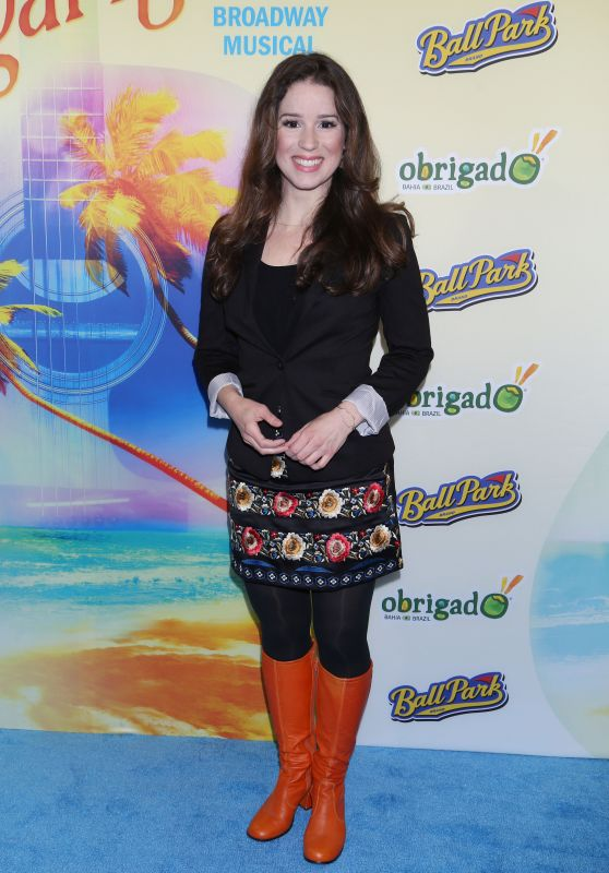 """Chilina Kennedy – """"Escape to Margaritaville"""" Opening Night in NY"""