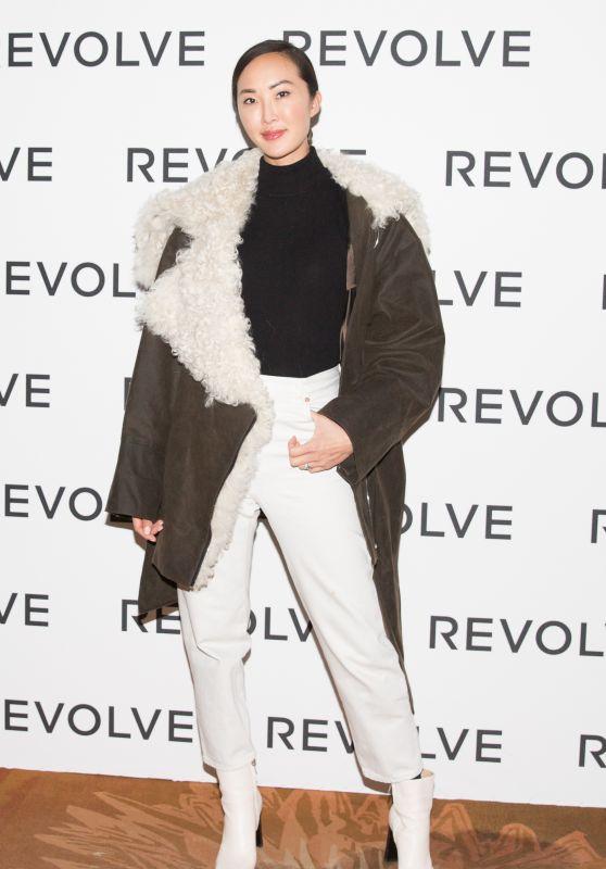 Chriselle Lim – Camila Coelho's 30th Birthday Party in Paris