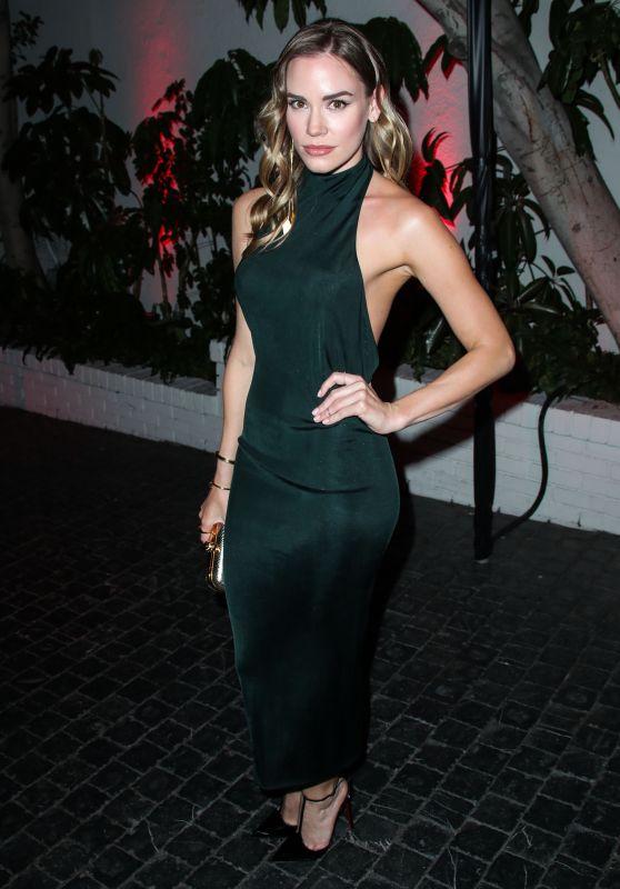 Christa B. Allen – Cadillac Oscar Celebration in LA