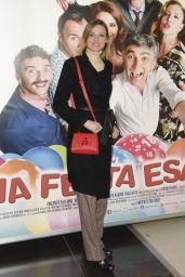 "Christiane Filangieri – ""Una Festa Esagerata"" Movie Screening in Rome"