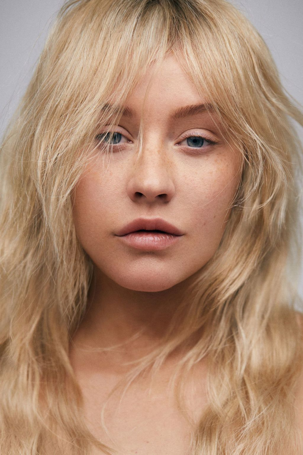 Christina Aguilera - Paper Magazine Spring 2018 Issue-9364