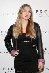 """Christina Burdette – """"Thoroughbreds"""" Special Screening Reception in Los Angeles"""