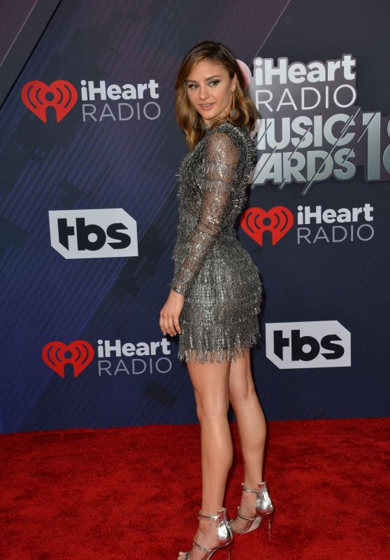 Christine Evangelista – 2018 iHeartRadio Music Awards in Inglewood
