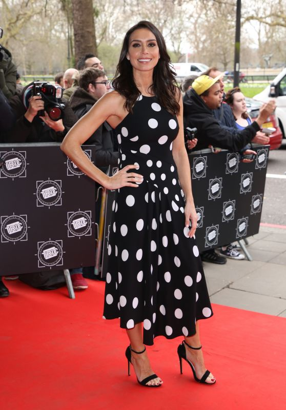 Christine Lampard – TRIC Awards 2018