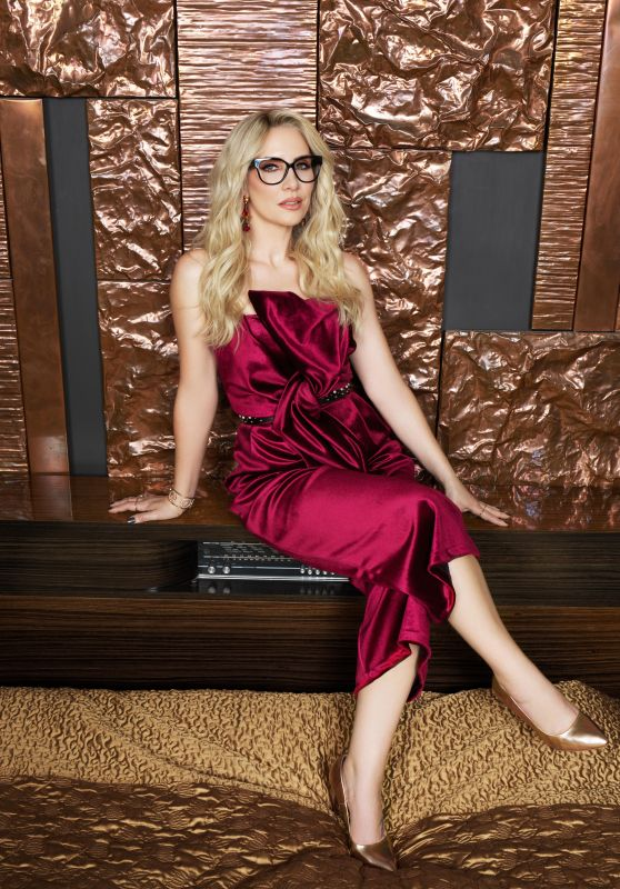 Claire Richards - Spectacle Wearer of the Year Photoshoot March 2018