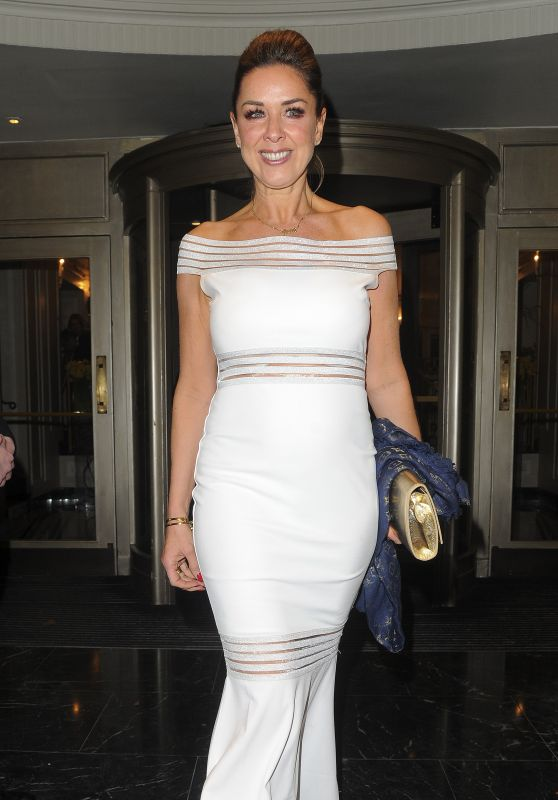 Claire Sweeney - The Dorchester in London 03/18/2018