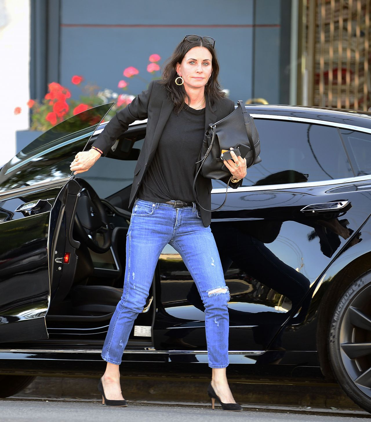 Courteney Cox Casual Style Out In West Hollywood 03 06 2018