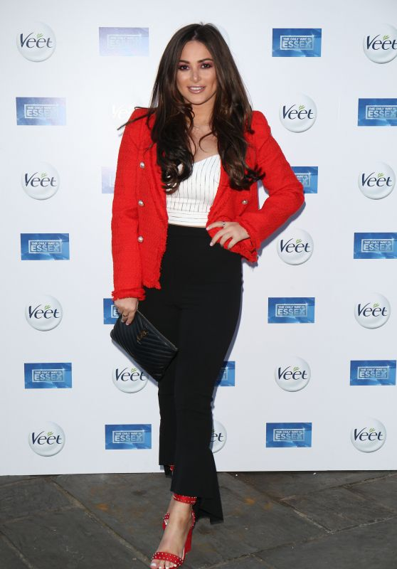 """Courtney Green – """"The Only Way Is Essex"""" TV Show Premiere in Chigwell"""