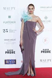 Cristina Castano – Global Gift Gala in Madrid 03/22/2018