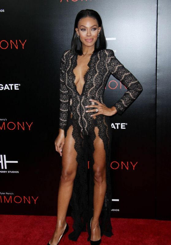 "Crystle Stewart – ""Acrimony"" Premiere in NY"