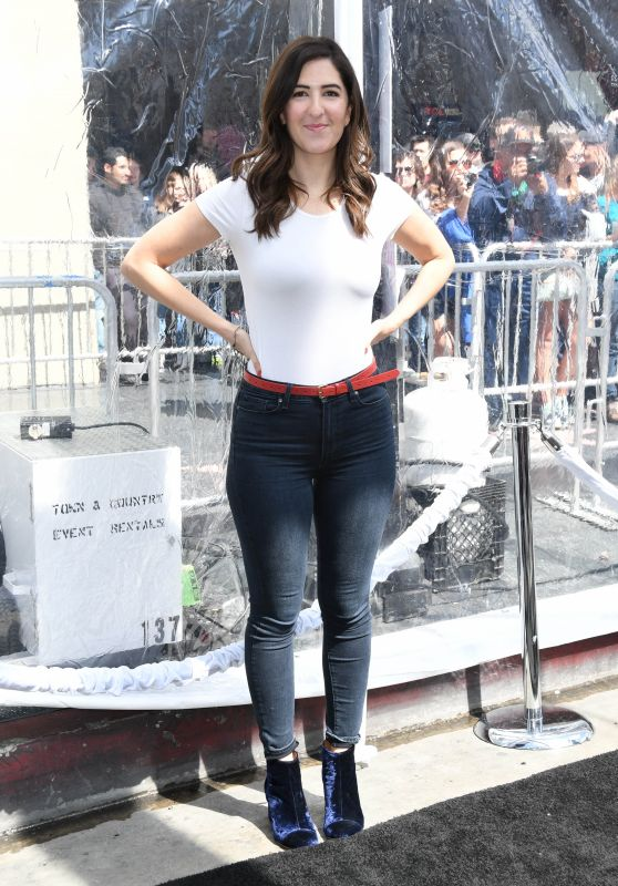 D Arcy Carden Pandas Premiere In Hollywood
