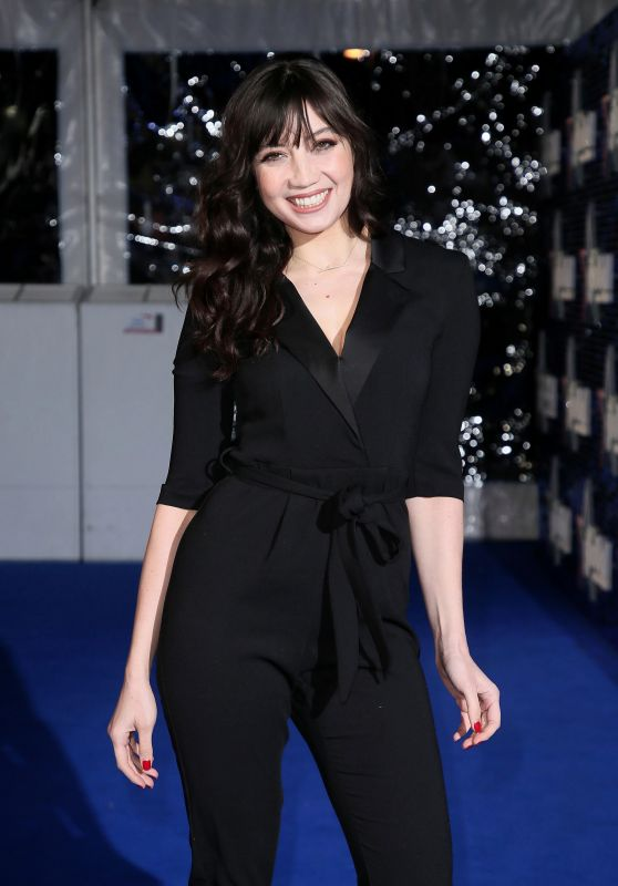 Daisy Lowe – The Global Awards 2018 in London