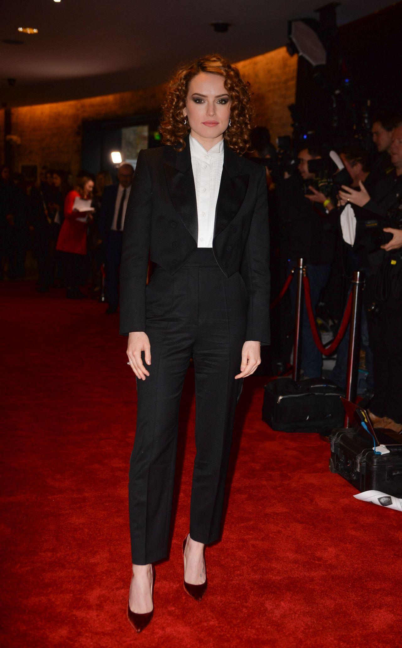 Daisy Ridley 2018 Empire Film Awards In London