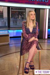 Dakota Fanning - Social Media 03/28/2018