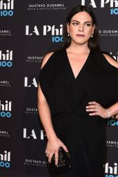 Daniela Vega – The Oscar Concert, Cocktails in Los Angeles 02/28/2018
