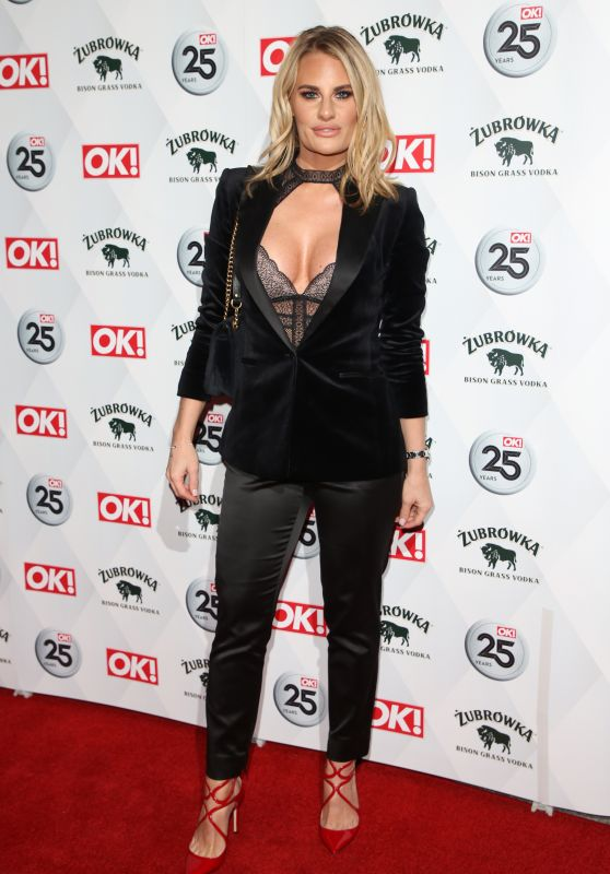 Danielle Armstrong – OK! Magazine's Party in London 03/21/2018