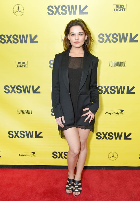 "Danielle Campbell - ""You Can Choose Your Family"" Premiere at the 2018 SXSW in Austin"