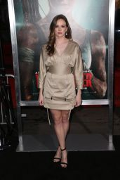 "Danielle Panabaker – ""Tomb Raider"" Premiere in Hollywood"