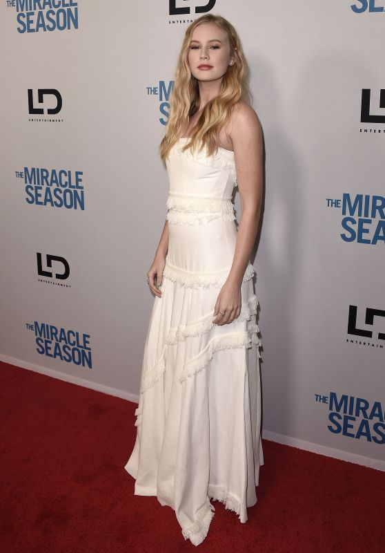 "Danika Yarosh – ""The Miracle Season"" Special Screening in West Hollywood"