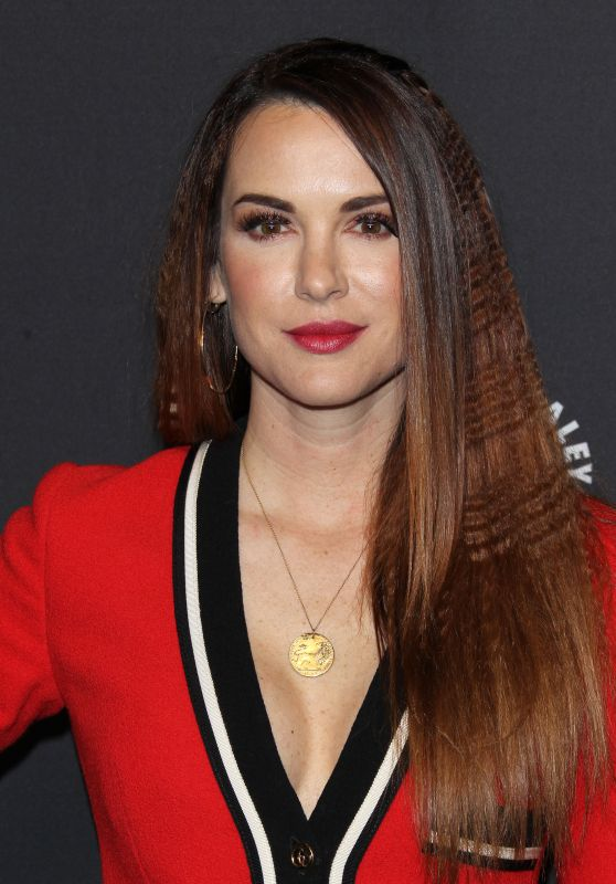 "Danneel Ackles – CW's ""Supernatural"" at 35th Annual Paleyfest"