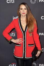 "Danneel Ackles – CW's ""Supernatural"" at 35th Annual Paleyfest"