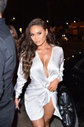 Daphne Joy at Kiki on the River in Miami 03/12/2018