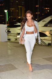 Daphne Joy - Out for Dinner in Miami 03/14/2018
