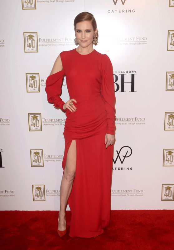 Darby Stanchfield – A Legacy of Changing Lives Gala in LA