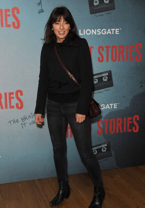 "Davina McCall – ""Ghost Stories"" Screening in London"