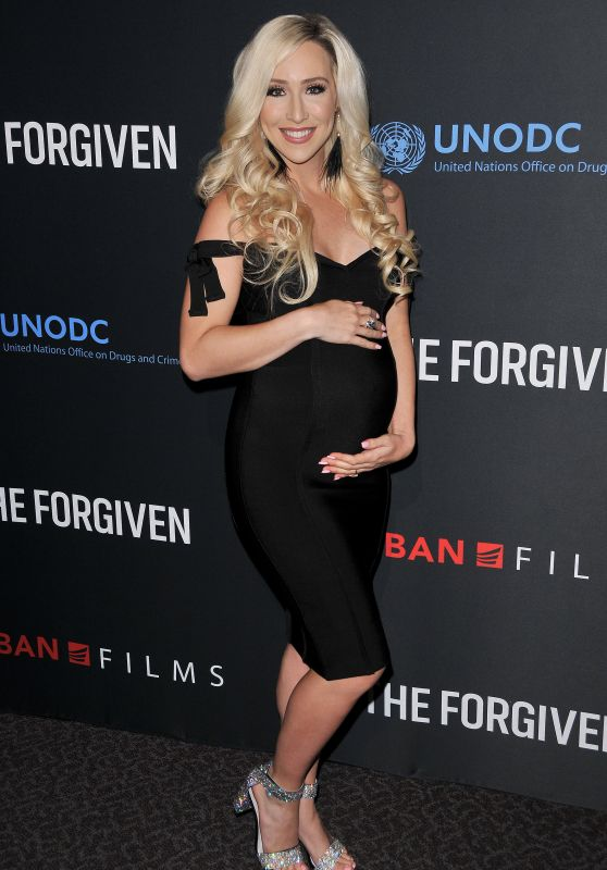 "Debbie Sherman – ""The Forgiven"" Premiere in Los Angeles"