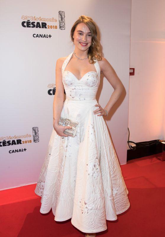 Deborah François – Cesar Film Awards 2018 in Paris