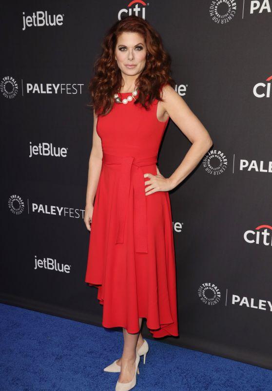 "Debra Messing - ""Will & Grace"" TV Show Presentation at Paleyfest in LA"