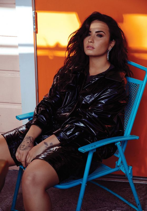 Demi Lovato - Photoshoot for Billboard Magazine, March 2018