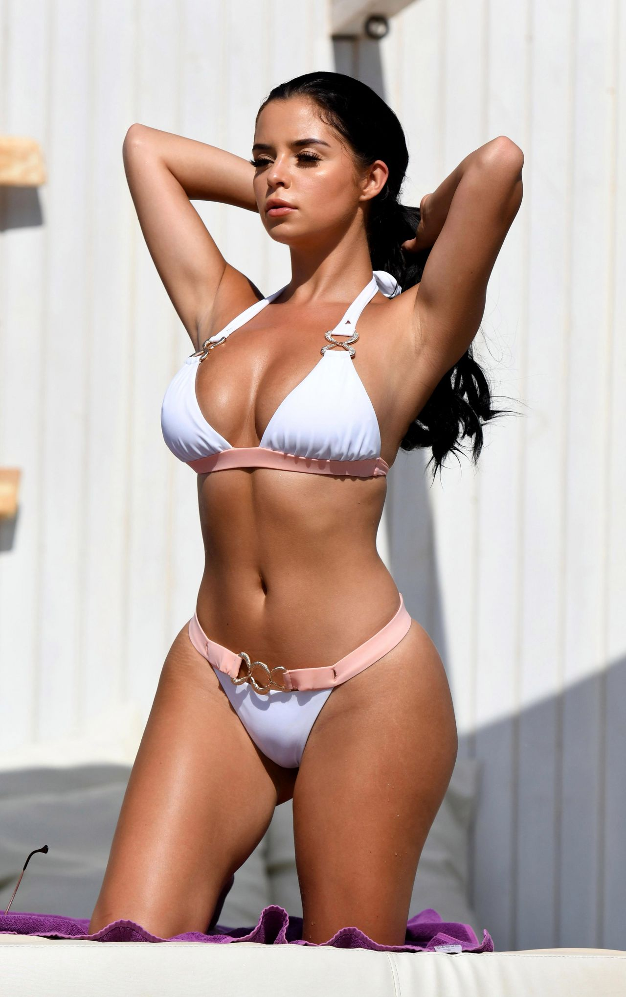 Demi Rose Bikini Nude Photos 28