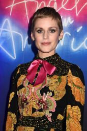 "Denise Gough - ""Angels in America"" Broadway Opening Night in NYC"