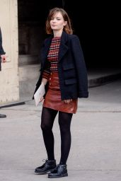 Diane Rouxel – Chanel Fashion Show FW18 in Paris