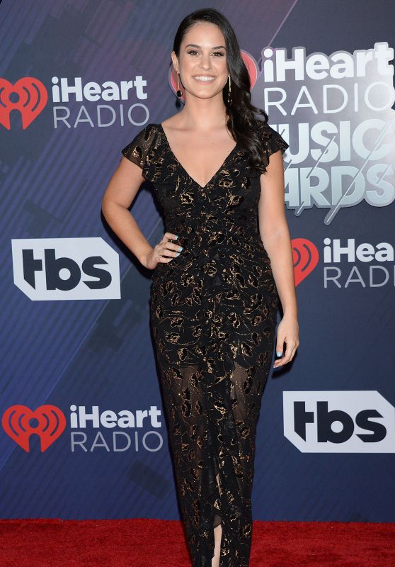 Donna Farizan – 2018 iHeartRadio Music Awards in Inglewood