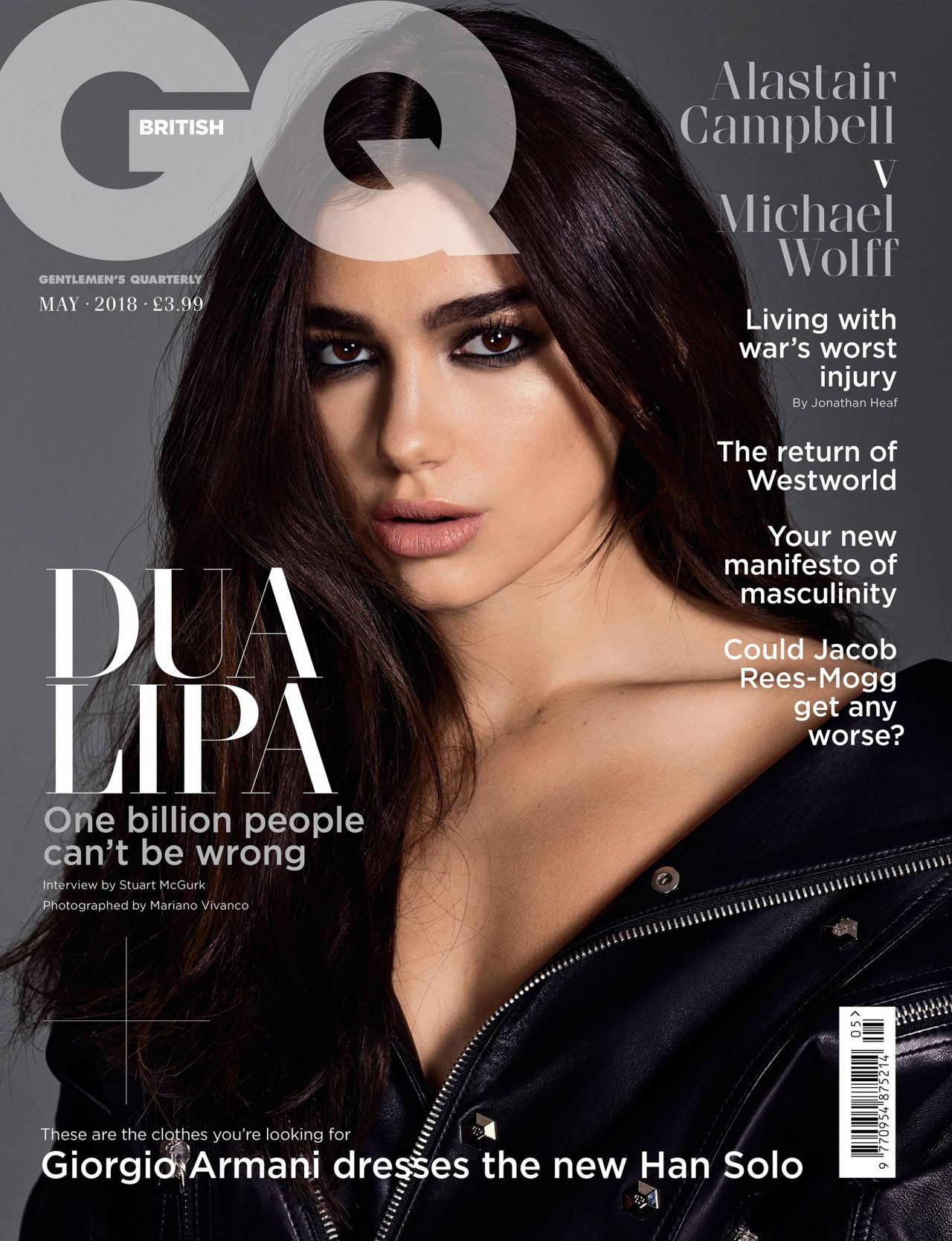 Gq Magazine The Secrets Of R Kelly: GQ Magazine UK April 2018